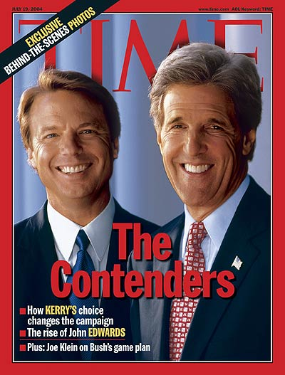 Time magazine cover 2004-07-19