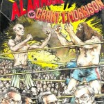 Alan Moore versus Grant Morrison