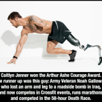 Noah Galloway is no Runner-Up