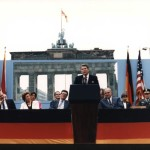 Ronald Reagan Brandenburg Gate Speech 28th Anniversary