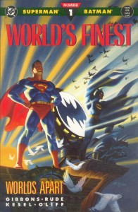 World's Finest Book 1