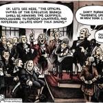 Duties of the Executive