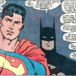 Superman and Batman are best friends
